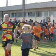 Rugby e sport con Capitan Disetti