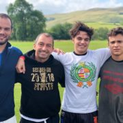 Summer Camp all'interno della Sedbergh School