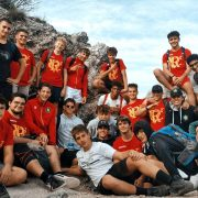 Team Building al Lago per l'under 18